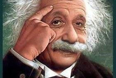 邓紫棋cos爱因斯坦为高考加油 头发炸开表情神还原