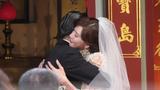 林志玲AKIRA现场拥抱接吻
