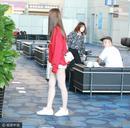 杜海涛沈梦辰机场控制不住 双方肢体语言太亲密不可描述