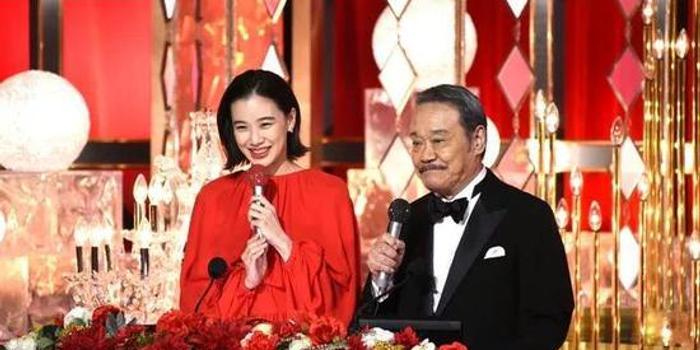 日本奥斯卡举办颁奖典礼 《小偷家族》成最大赢家