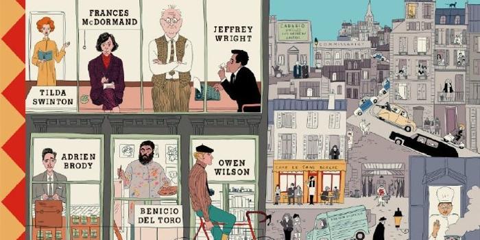 韦斯·安德森新作《法兰西特派》公布首批剧照