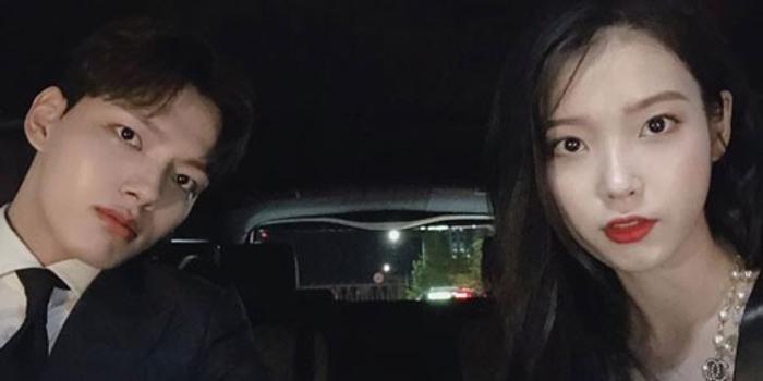 IU曬與呂珍九合影 《德魯納酒店》四周話題冠軍