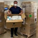 全球口罩荒!施瓦辛格捐出5萬個口罩給前線醫護
