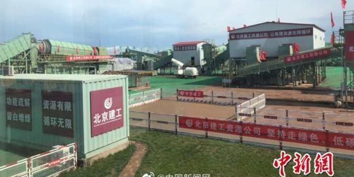 环球主题公园确保今年完工 明年5月将正常开园