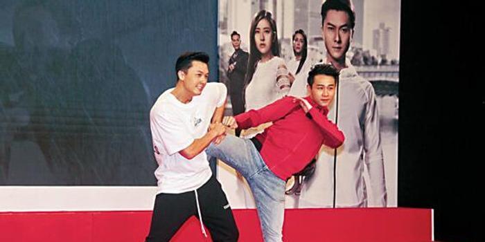 王浩信为新剧增肥增肌 承诺超过30点收视会秀肌肉