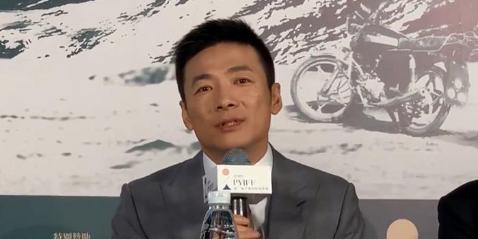 祖峰執導新片涉及抑郁癥 稱更想關注患者背后的人