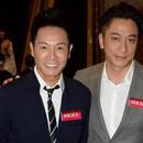郭晋安吴卓羲与好莱坞导演合作 寒冬腊月拍打戏