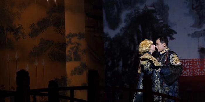 歌剧《微笑王国》登陆中国 石倚洁圆梦