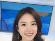 组图:韩国最甜女主播世界杯再出镜 四年前因嫣然一笑秒杀众网友