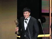 组图:何润东喜获戏剧节目导演奖 视后花落黄姵嘉