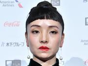 组图:陈果《三夫》东京发布会 女主曾美慧孜穿旗袍亮相