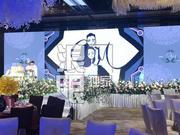 组图:阿娇赖弘国香港婚宴现场曝光 温馨浪漫幸福洋溢