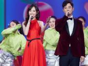 组图:唐嫣罗晋合体亮相北京卫视春晚 笑容洋溢恩爱撒狗粮