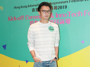 组图:谢霆锋曝未与谢贤庆祝金像得奖 笑称应该没有他长寿