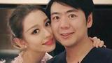 郎朗为娇妻庆25岁生日超甜蜜