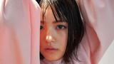 川岛海荷拍摄时尚杂志