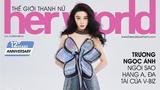 范冰冰登上越南雜志實體封面