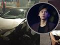 李易峰开超跑捡手机出车祸