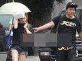 吴宗宪被拍与辣妹同行抓肩