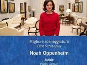 酷!《Jackie》夺威尼斯电影节最佳剧本奖