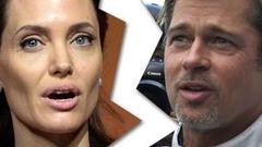 朱莉发声确认与皮特离婚 传男方吸毒出轨