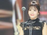 视频:刘涛获最具人气女演员 称来助阵没想到能获奖