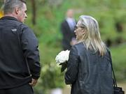 莱娅公主追悼会 梅姨和星战之父到场致哀
