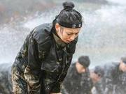 猎人训练难度进阶 佟丽娅坚持集训不言弃