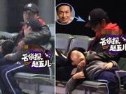 马景涛离婚后送儿子回前妻家 全程父爱满满