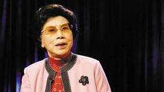 著名越剧表演艺术家徐玉兰去世 享年96岁