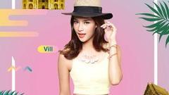 泰国爱豆月持续发力 《玻钻之争》女主角Vill空降
