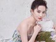 刘亦菲范冰冰黄子韬!扒明星的漂亮妈妈