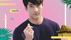 泰国爱豆月迎来小鲜肉Earth 帅气出演《水男孩》
