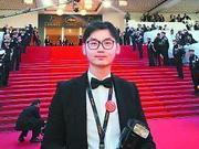 中国小伙成戛纳官方摄影师 受访透露红毯背后秘闻