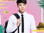 泰国爱豆月迎来18岁小鲜肉Bas  新剧演绎帅气院草