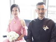 杨子姗台北喜嫁吴中天 私人迎娶仪式低调甜蜜(图)