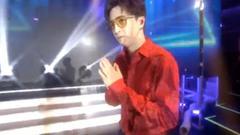 薛之谦获年度最佳男歌手喊爽:我红起来也是靠微博的