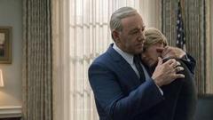 《纸牌屋》六季后被砍 史派西受多项性骚扰指控