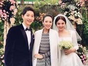 章子怡回应双宋婚礼偷拍风波:事先不知情 已致歉