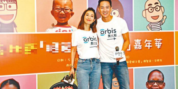 陈智燊越南探访病童感受深 心情难受忍不住掉眼泪