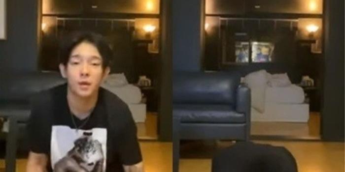 南太铉直播时举止异常 粉丝担心其精神状态