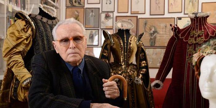 《豹》戲服設計師托西去世 曾獲榮譽奧斯卡