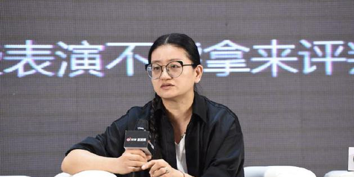 李梅为年轻演员发声:参加节目是为了将来有话语权