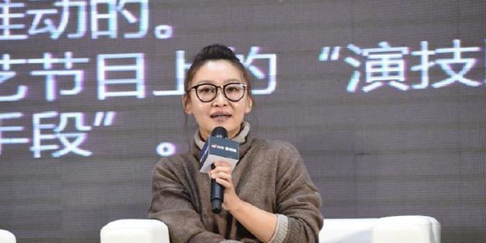 刘天池称演员综艺不能展现演技:最好不要较真