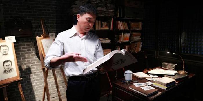 缅怀张欣:曾为白银奸杀案嫌犯画像的神笔马良
