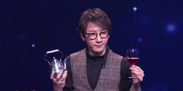 刘谦回应叫错观众名字 表示自己是无意的