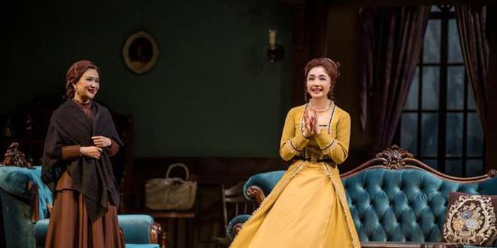 """孙茜再演《玩偶之家》:这个""""娜拉""""不寻常"""