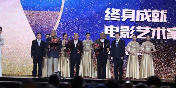 快讯:杨在葆王铁成许还山获终身成就电影艺术家