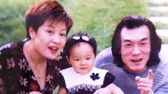 李咏生前珍贵私人照曝光 一家人笑容灿烂幸福温馨