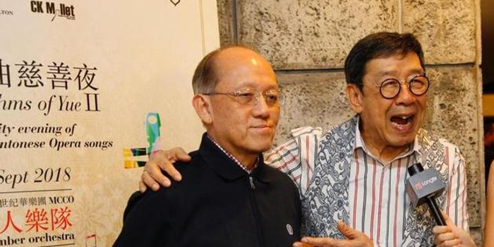 胡枫赴大马支持筹款演唱会 胡锦开嗓唱《帝女花》